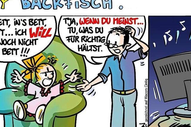 Lucy Backfisch: Verrückt!