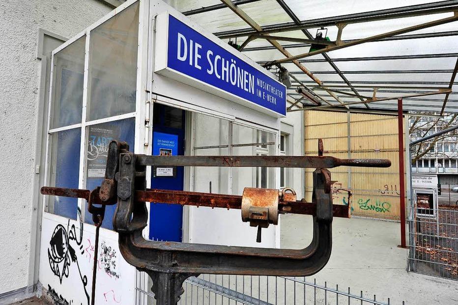 E-Werk-Studio Die Schönen - Freiburg