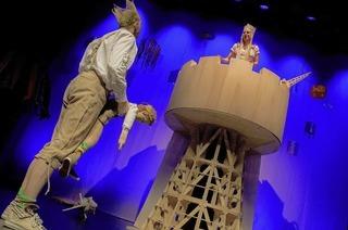 Baal novo und die Musikbühne Mannheim entführen in die Grimmsche Märchenwelt
