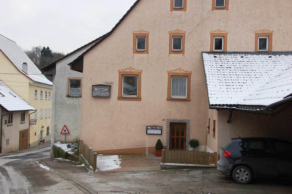 Gasthaus Krone (Lembach) - Wutach