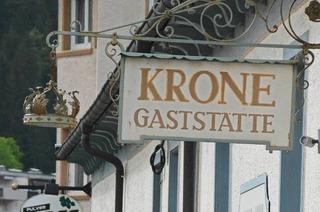 Gasthaus Krone (geschlossen)