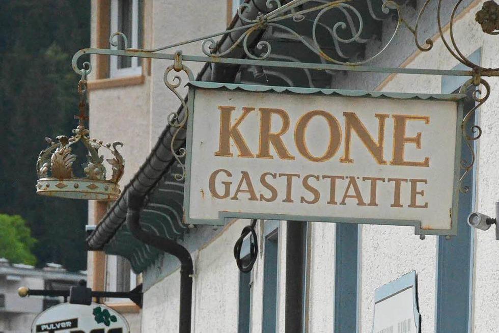 Gasthaus Krone (geschlossen) - St. Blasien
