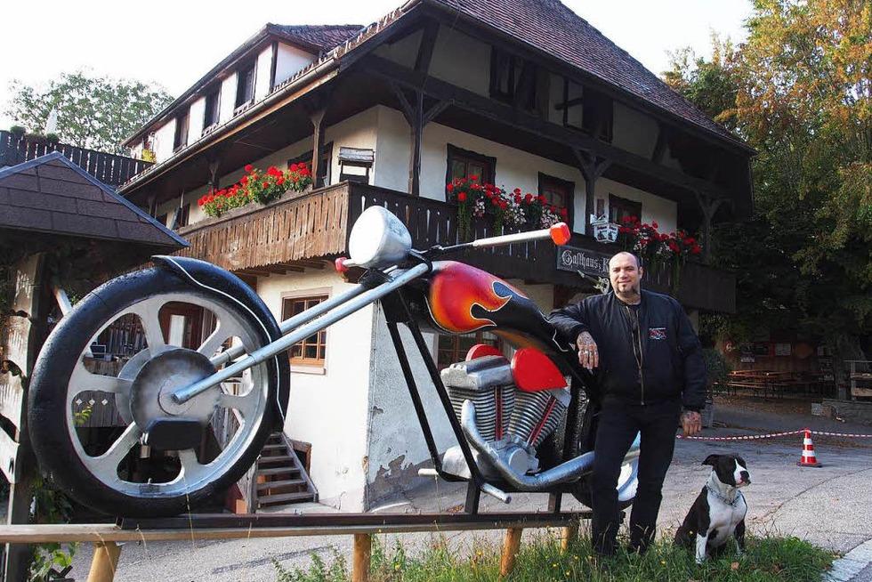 Gasthaus Krone (Lehnacker) - Steinen