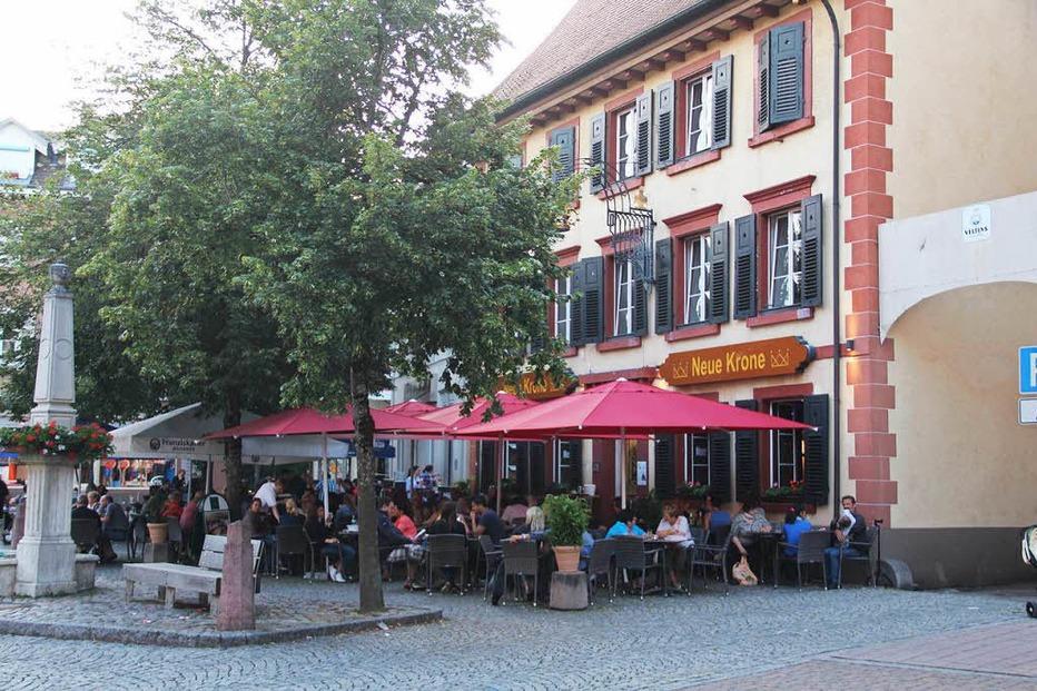 Gasthaus Neue Krone - Schopfheim