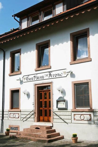 Gasthaus Krone (Mußbach) - Freiamt