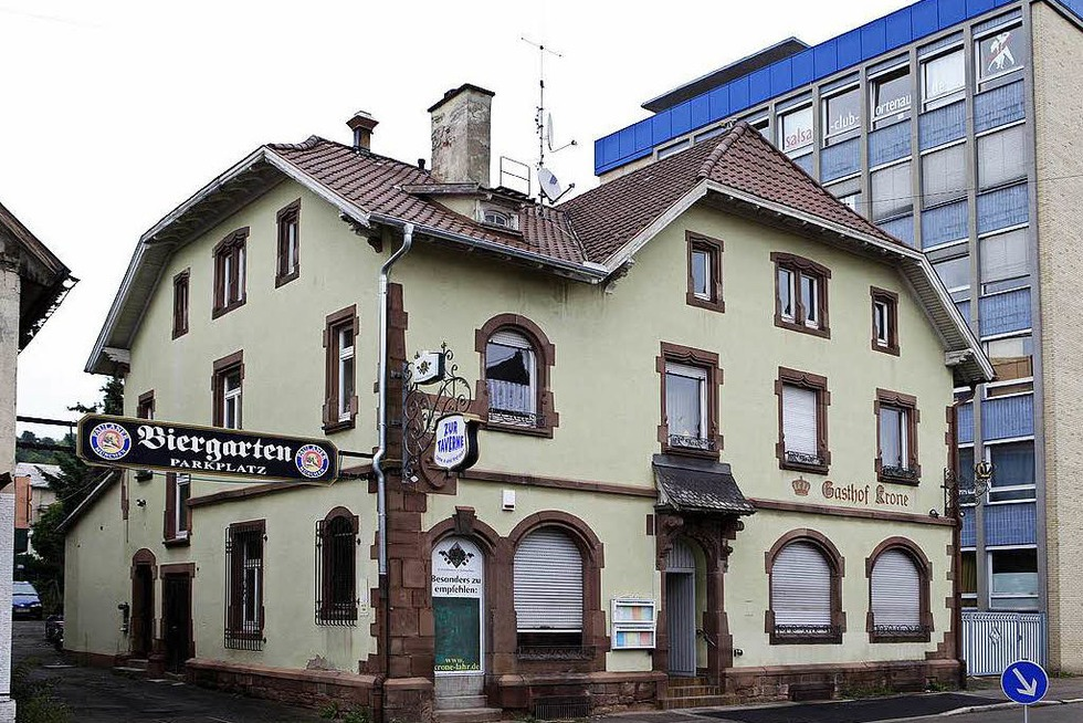 Gasthaus Krone (Dinglingen) - Lahr