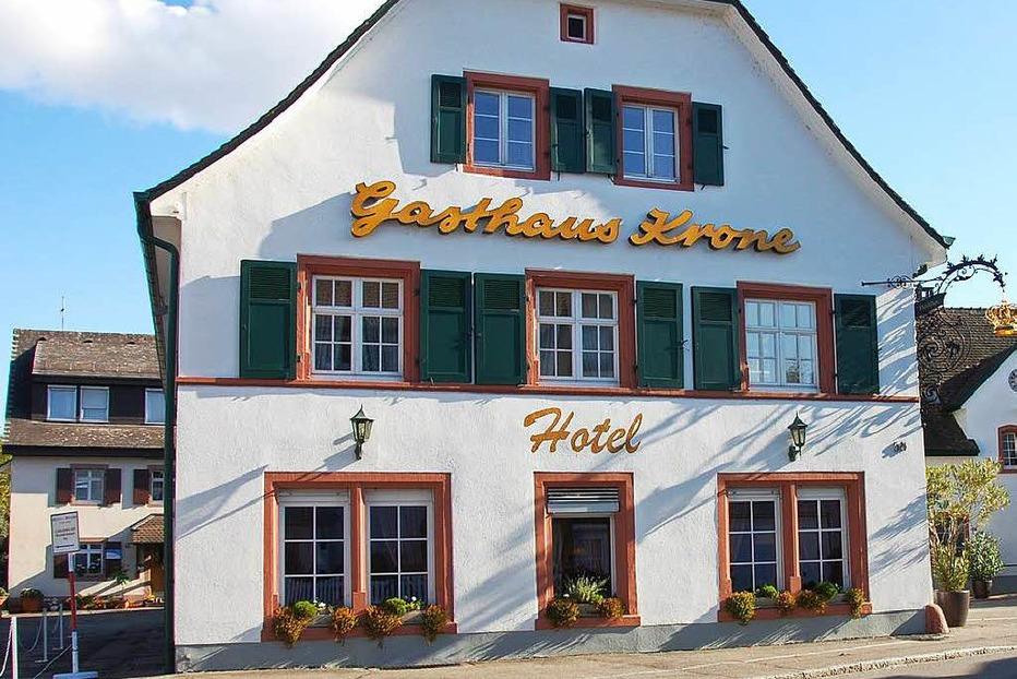 Gasthaus Krone (Alt-Weil) - Weil am Rhein