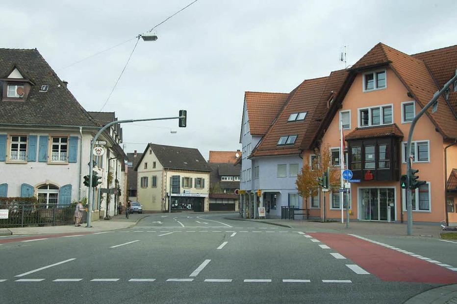 Kronenplatz - Teningen