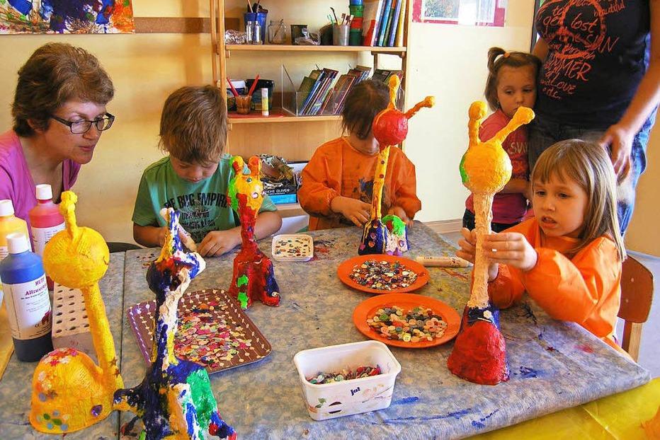 Kath. Kindergarten Sankt Andreas (Hecklingen) - Kenzingen