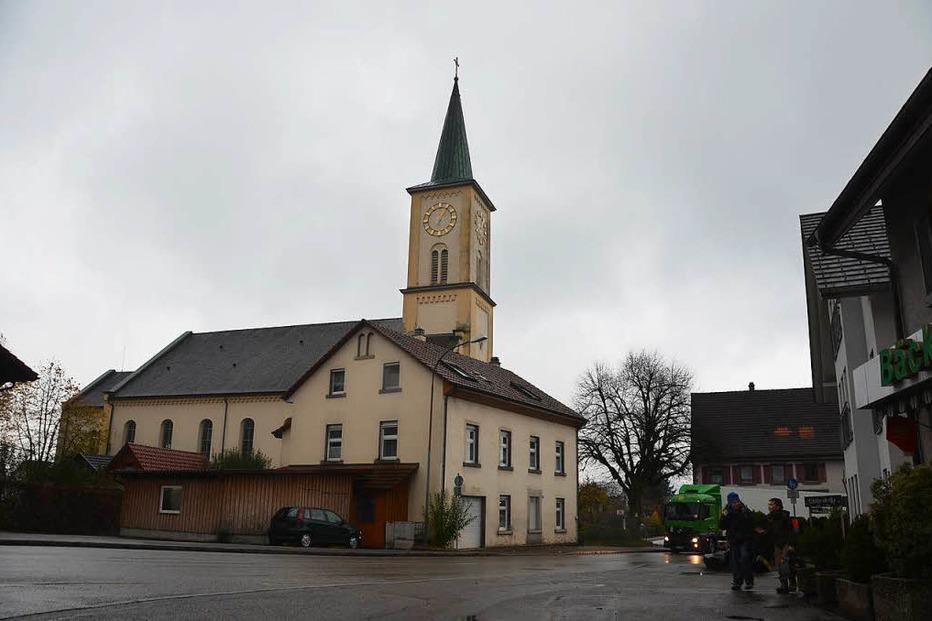 Kath. Kirche - Schwörstadt
