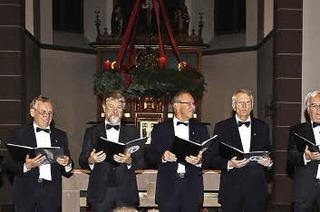 Sängerrunde Hochberg in Emmendingen