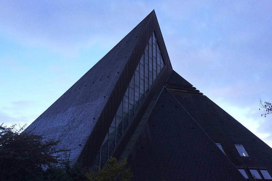 Kath. Kirche St. Johannes - Emmendingen