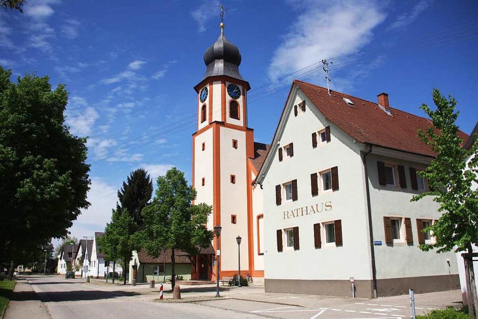 Kath. Kirche St. Johannes (Hausen) - Bad Krozingen