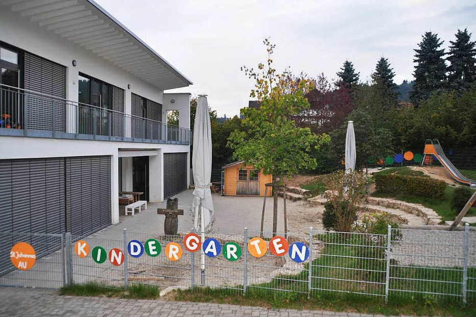 Kath. Kindergarten St. Johannes - Au