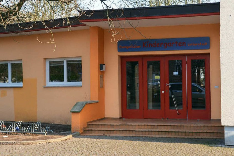 Evang. Kindergarten Unterstadt - Emmendingen