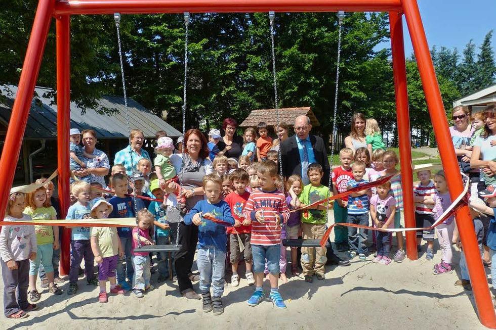 Ev. Kindergarten Regenbogen (Nimburg) - Teningen