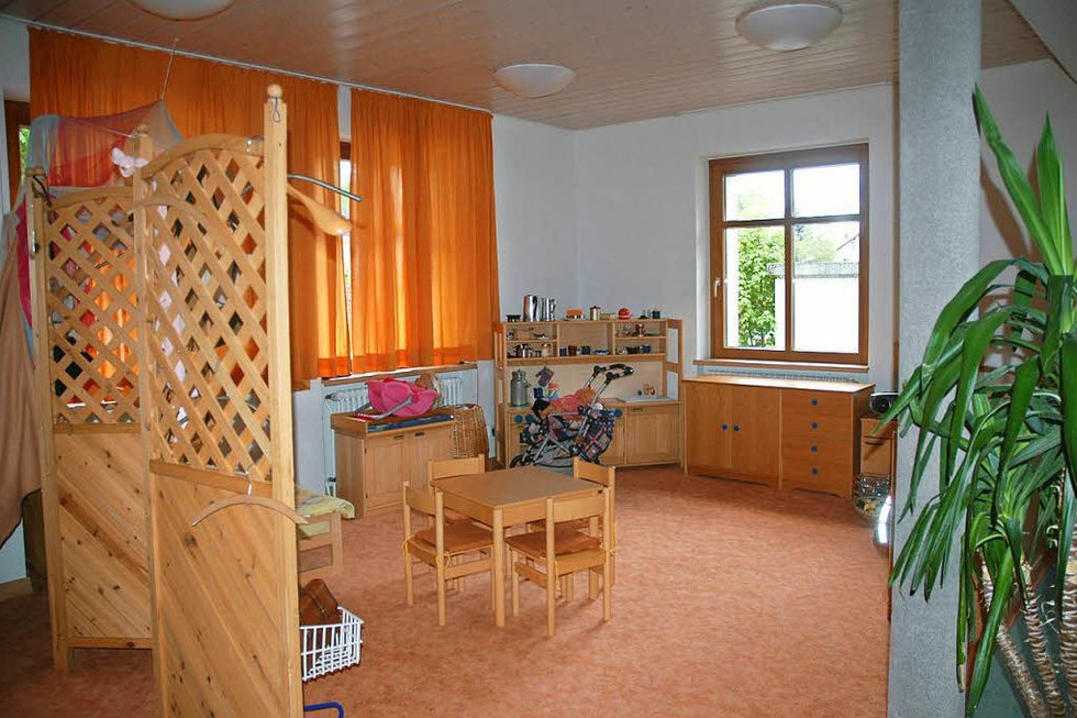 Kindergarten Villa Kunterbunt - Häusern