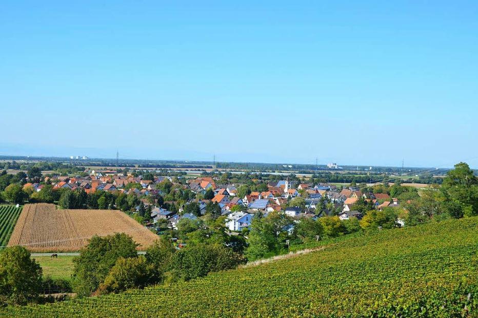 Ortsteil Seefelden - Buggingen