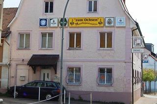 Musikgaststätte Ochsen (Wyhlen)