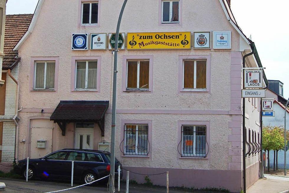 Musikgaststätte Ochsen (Wyhlen) - Grenzach-Wyhlen
