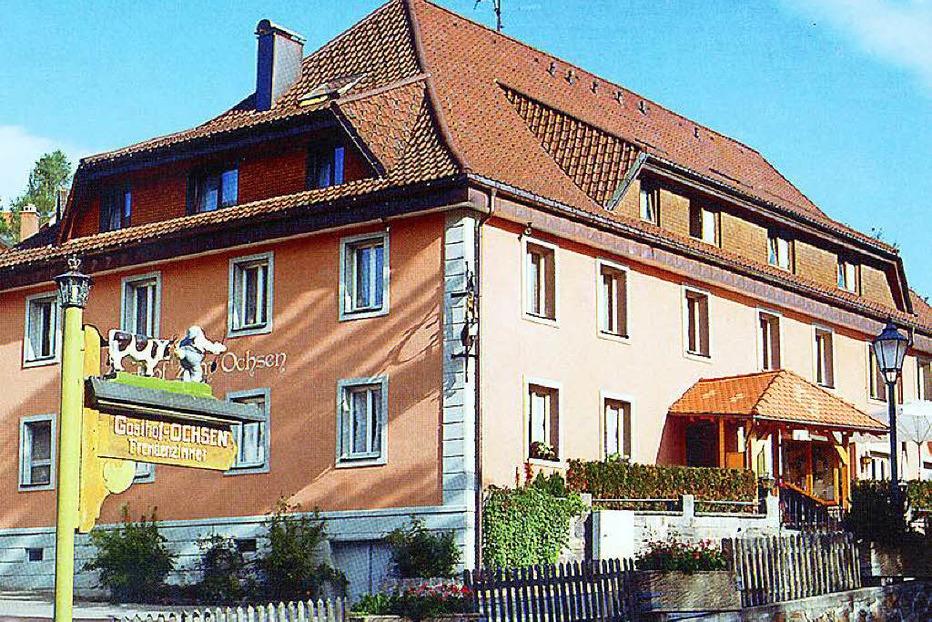 Gasthaus Ochsen - Vöhrenbach