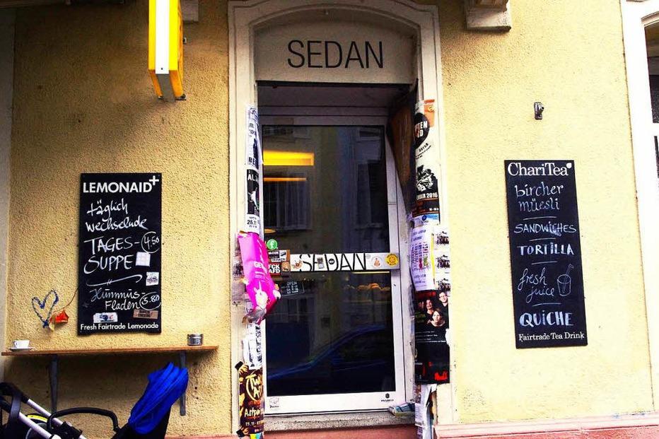Sedan Café - Freiburg