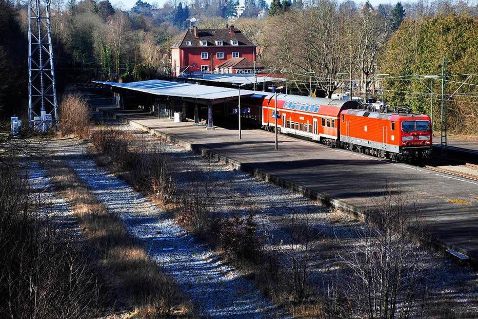 Bahnhof Wiehre - Freiburg