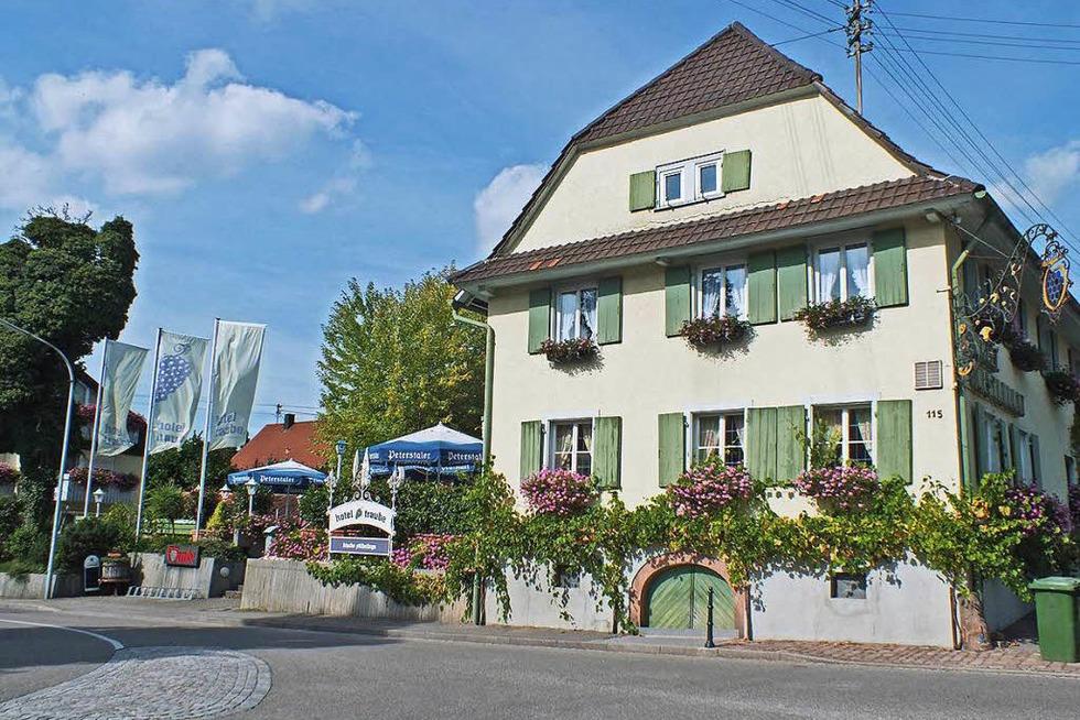 Hotel-Restaurant Traube - Offenburg