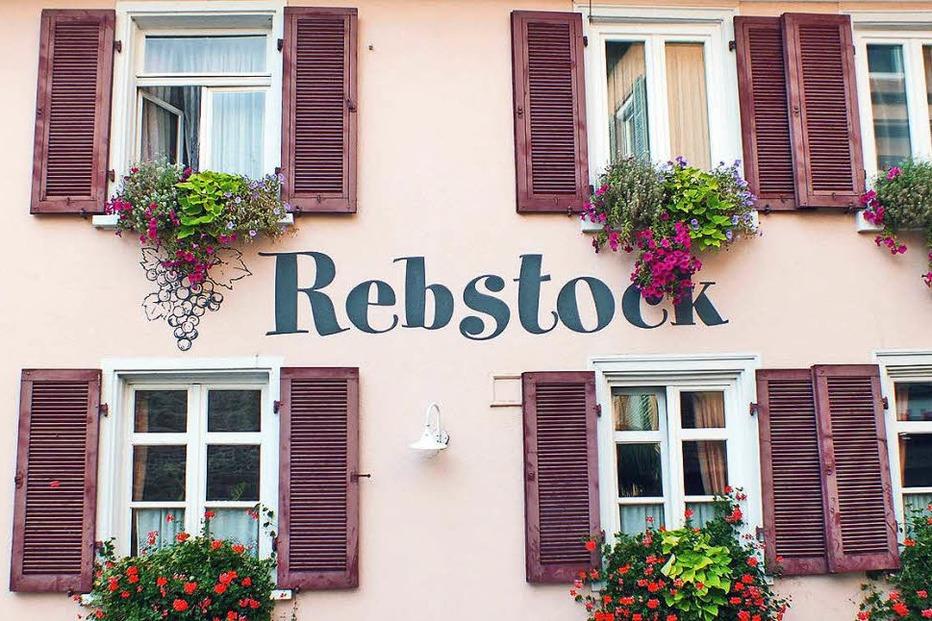 Gasthaus Rebstock - Lahr