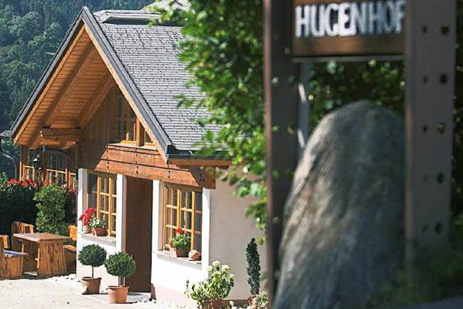 Restaurant-Landhaus Hugenhof - Simonswald