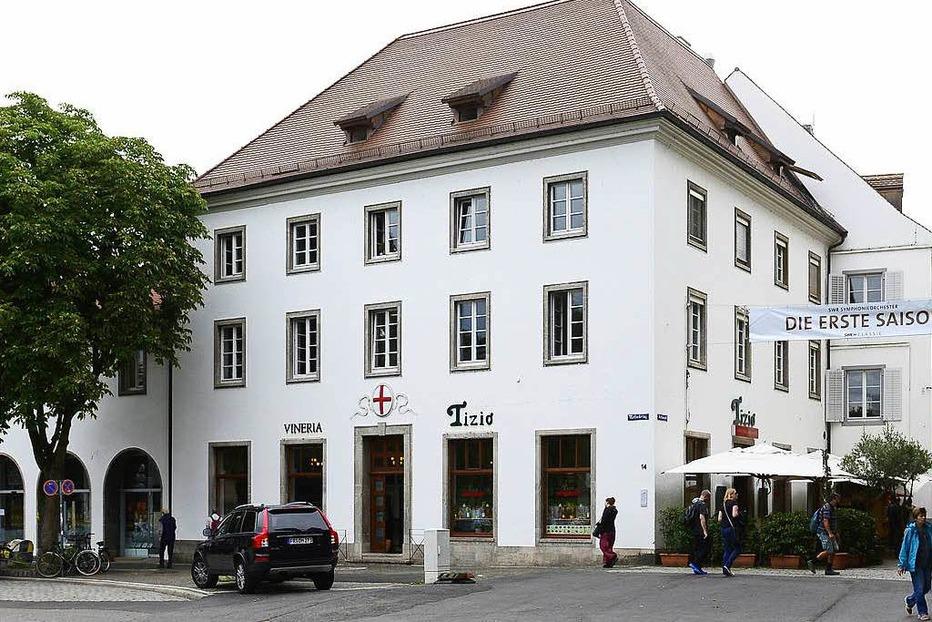 Trattoria Tizio - Freiburg