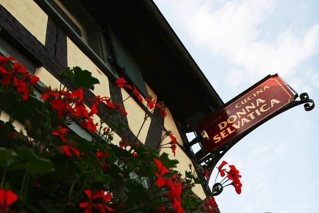 Gasthaus Donna Selvatica (Zell-Weierbach)