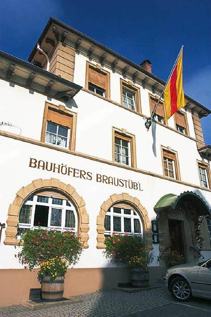 Brauerei Bauhöfer - Renchen