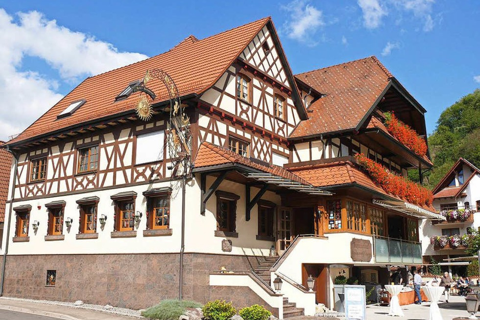 Restaurant Sonne - Lautenbach