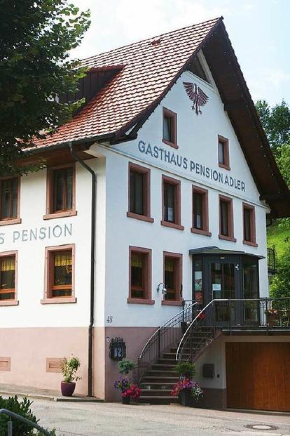 Landgasthaus Adler (Yach) - Elzach