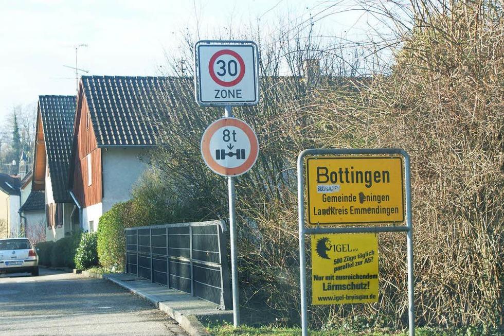 Ortsteil Bottingen - Teningen