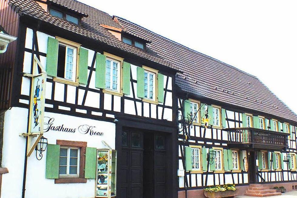 Gasthaus Krone (Altenheim) - Neuried