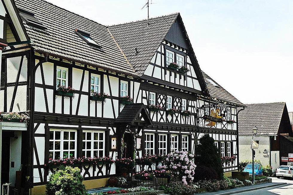 Hotel Restaurant Café Engel - Sasbachwalden