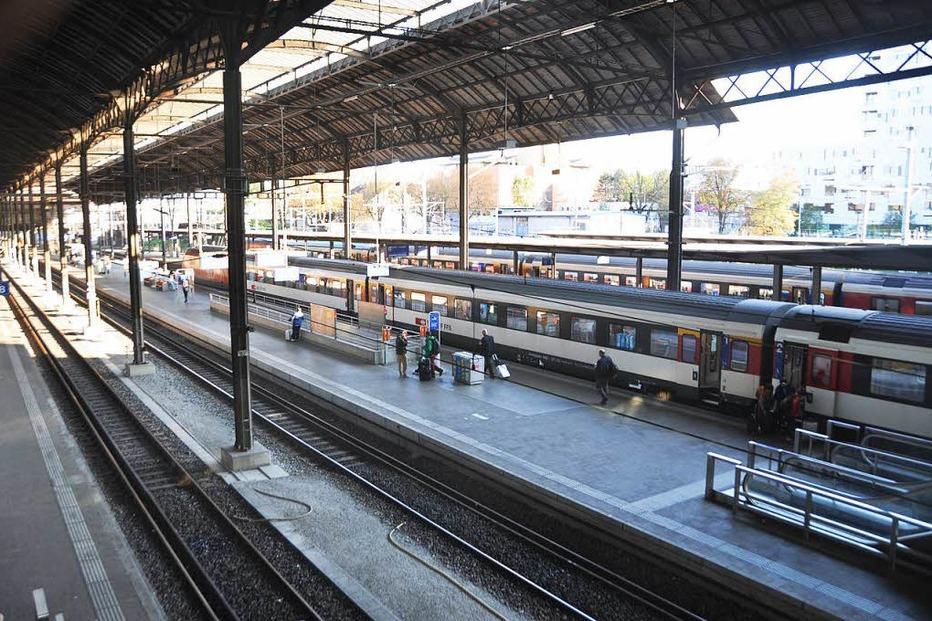 Bahnhof SBB - Basel
