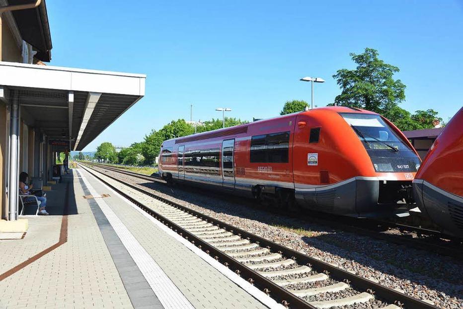 Bahnhof Grenzach - Grenzach-Wyhlen