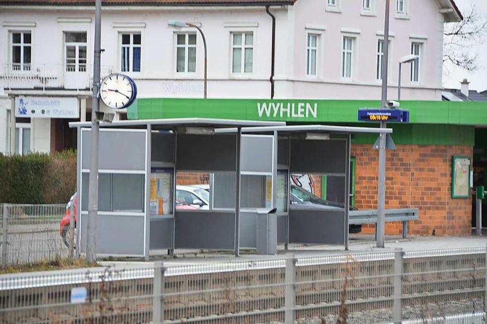 Bahnhof Wyhlen - Grenzach-Wyhlen