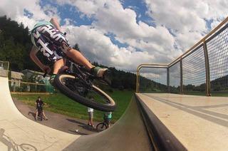 Skatepark am Sportplatz Unadingen