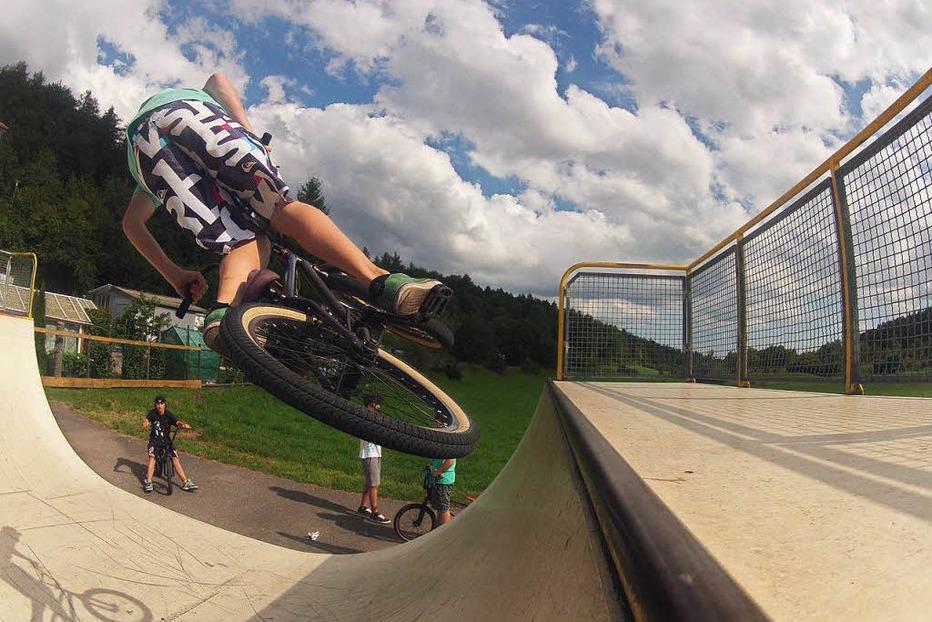 Skatepark am Sportplatz Unadingen - Löffingen