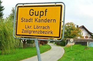 Ortsteil Gupf