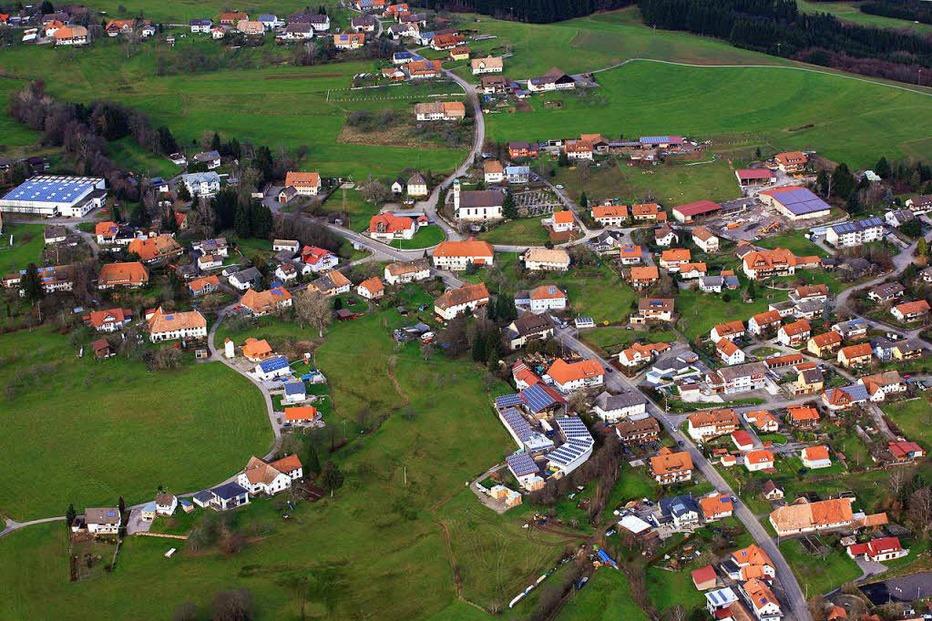 Ortsteil Hänner - Murg