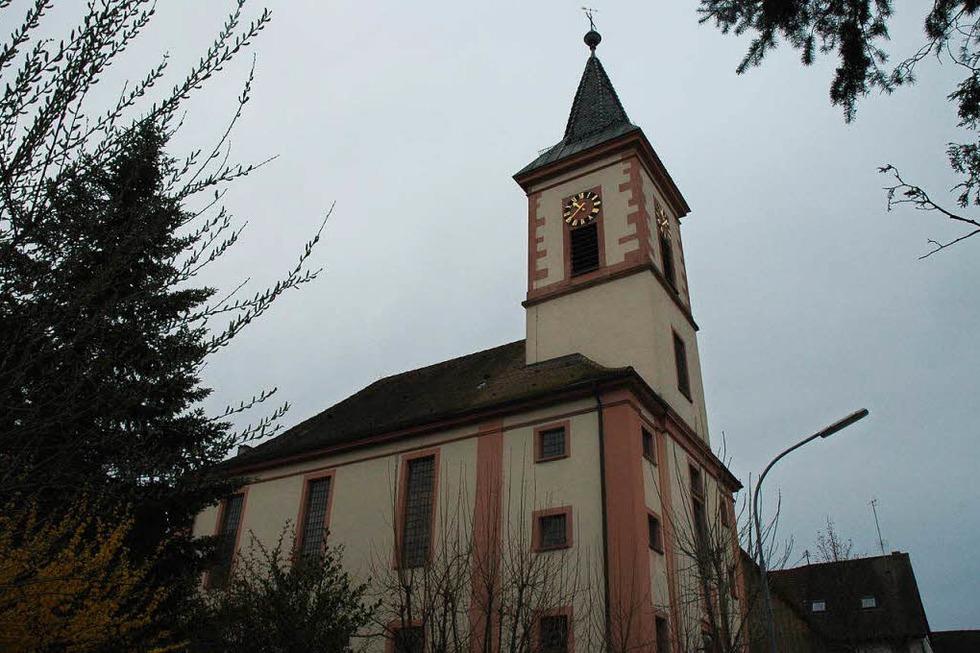 Michaelskirche - Wittlingen