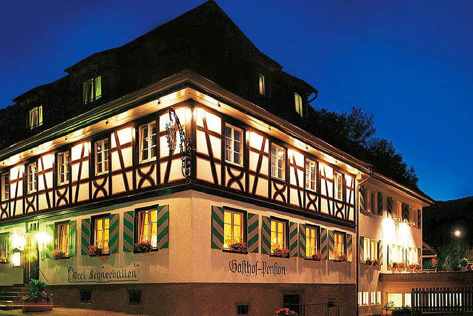 Gasthaus Drei Schneeballen - Hofstetten