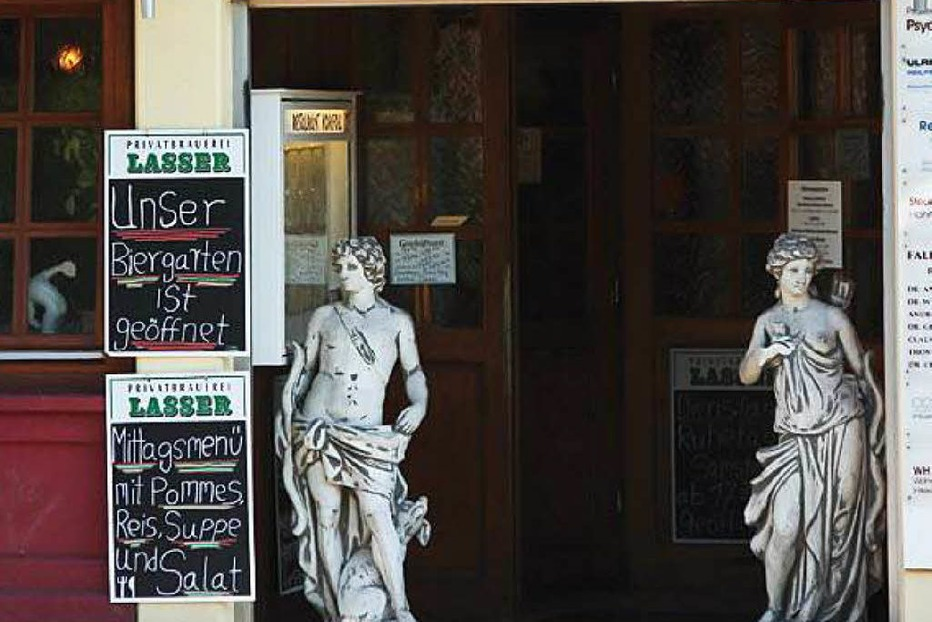 Restaurant Korfou - Freiburg