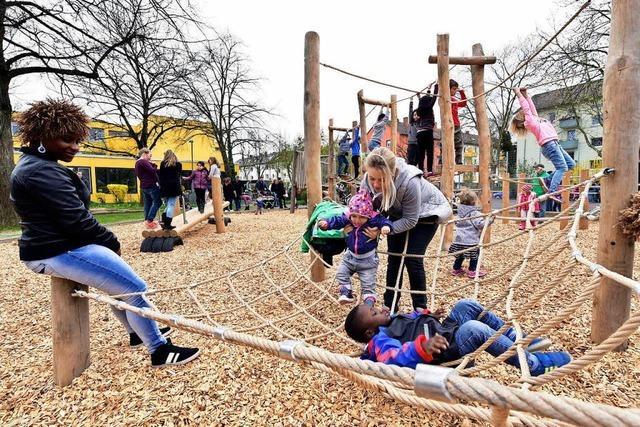 Spielplatz Offenburger Straße