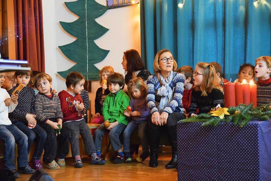 Deutsch-französischer Kindergarten Erlenboden - Müllheim
